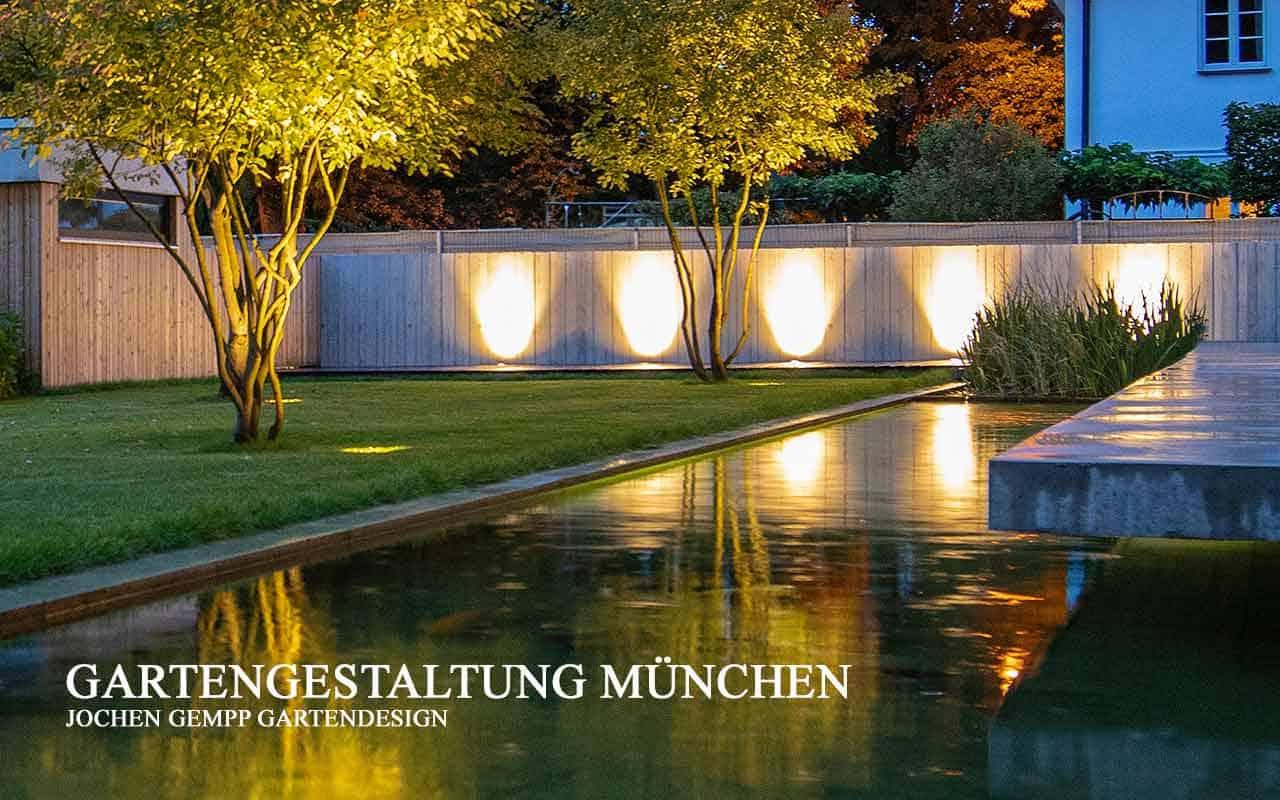 Gartenplanung Gartenplaner München