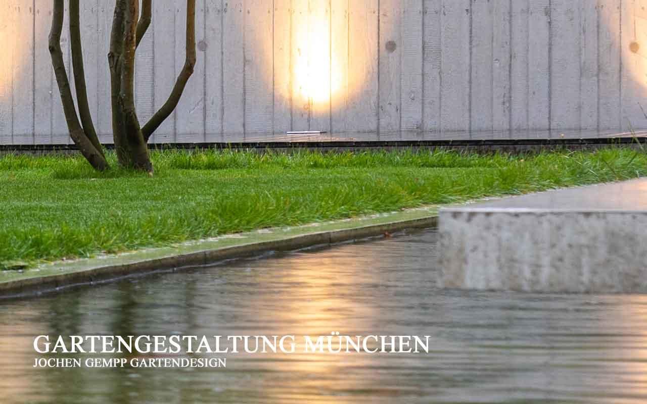 Swimming Pool Garten München