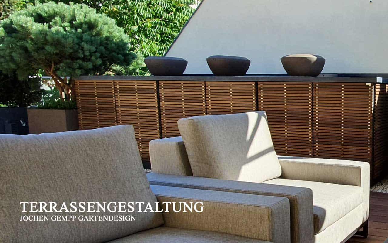 gartengestaltung terrassengestaltung