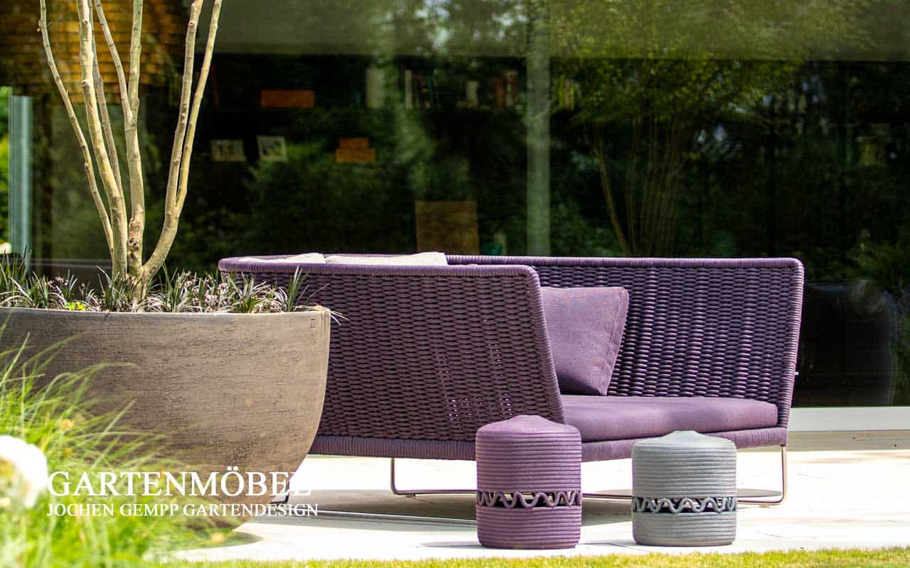 Moderne Design Gartenmöbel