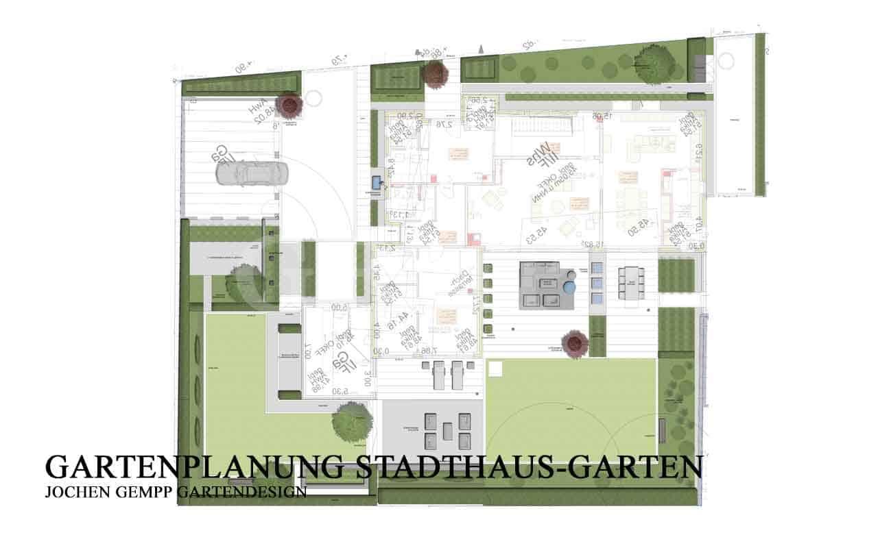 Gartenplanung Gartengestaltung Landschaftsarchitekt Baden-Baden
