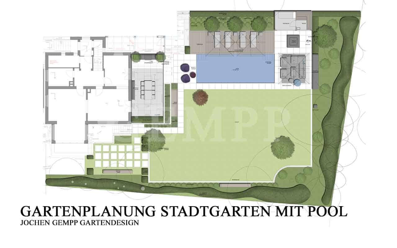 Gartenplanung Gartengestaltung Landschaftsarchitekt Heilbronn