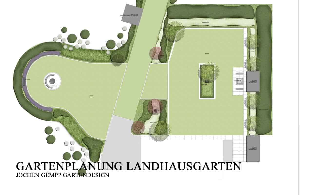 Gartenplanung Gartengestaltung Landschaftsarchitekt Kiel