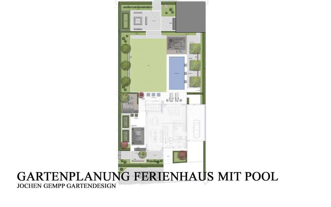 Gartenplanung Gartengestaltung Landschaftsarchitekt Sylt