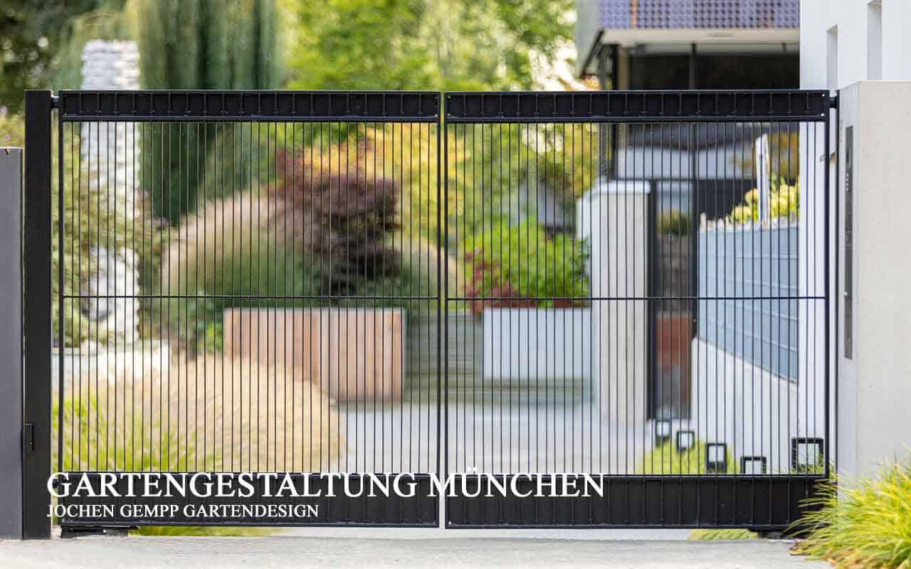 Gartenarchitekt Gartengestalter München
