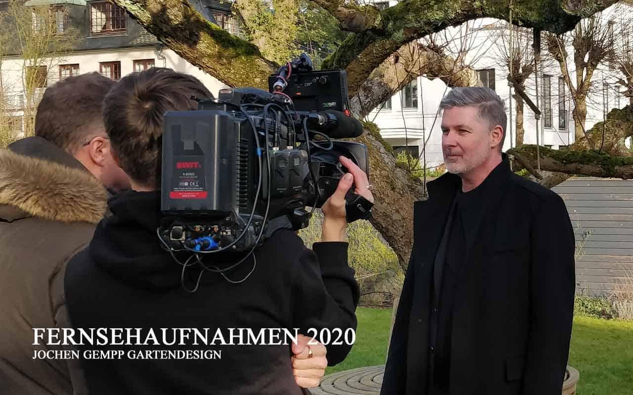 Landschaftsarchitekt Jochen Gempp Fernsehen