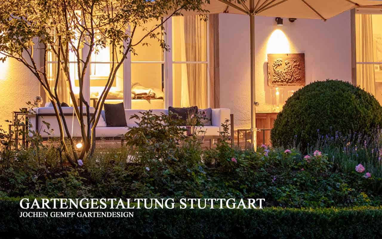 Gartenbau Landschaftsbau Stuttgart