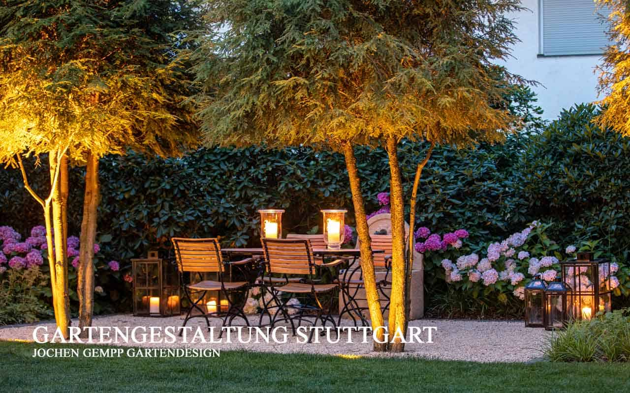 Gartengestaltung Landschaftsarchitektur Stuttgart