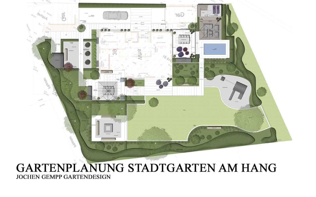Gartenplanung Hamburg Landschaftsarchitekt