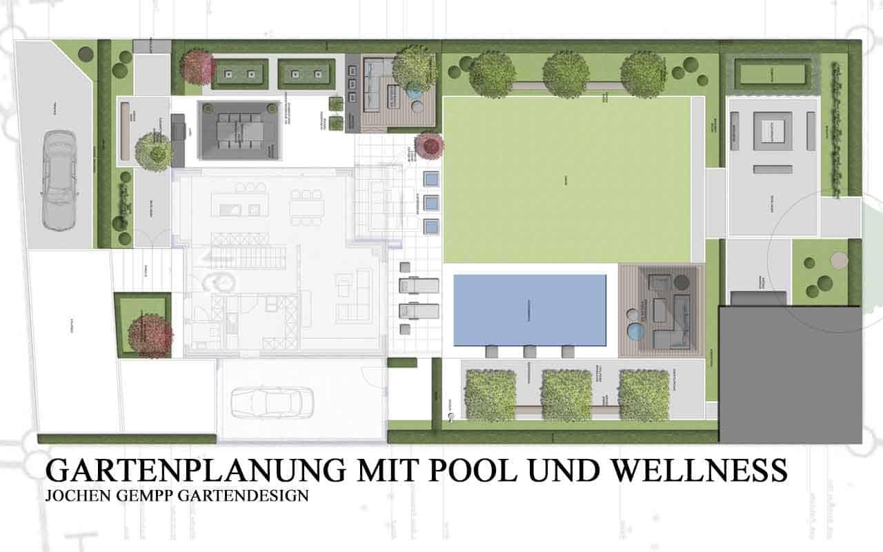 Gartenplanung Hamburg Gartenarchitektur