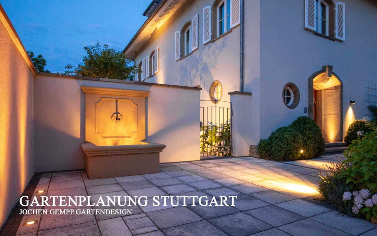 Gartenplanung Gartengestaltung Landschaftsarchitekt Architekten Bauträger Immobilienmakler