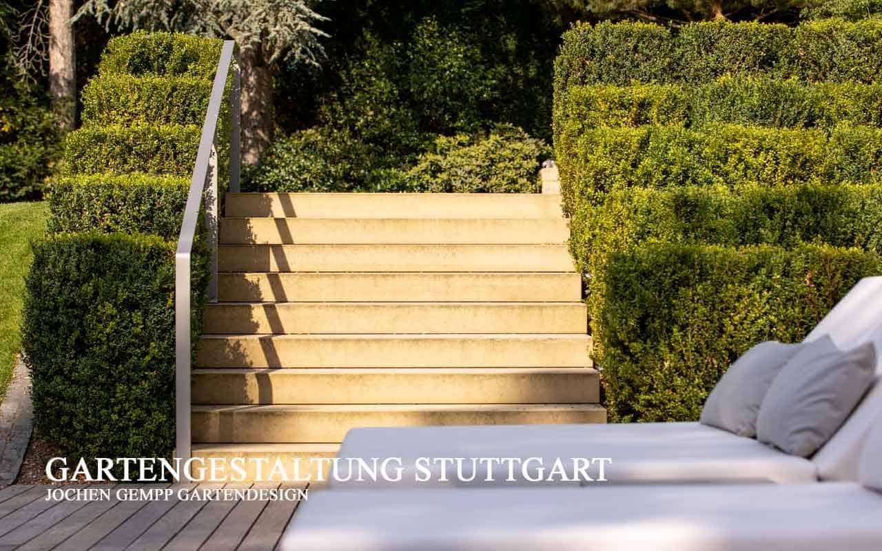 Landschaftsarchitekten Gartenarchitekt Stuttgart