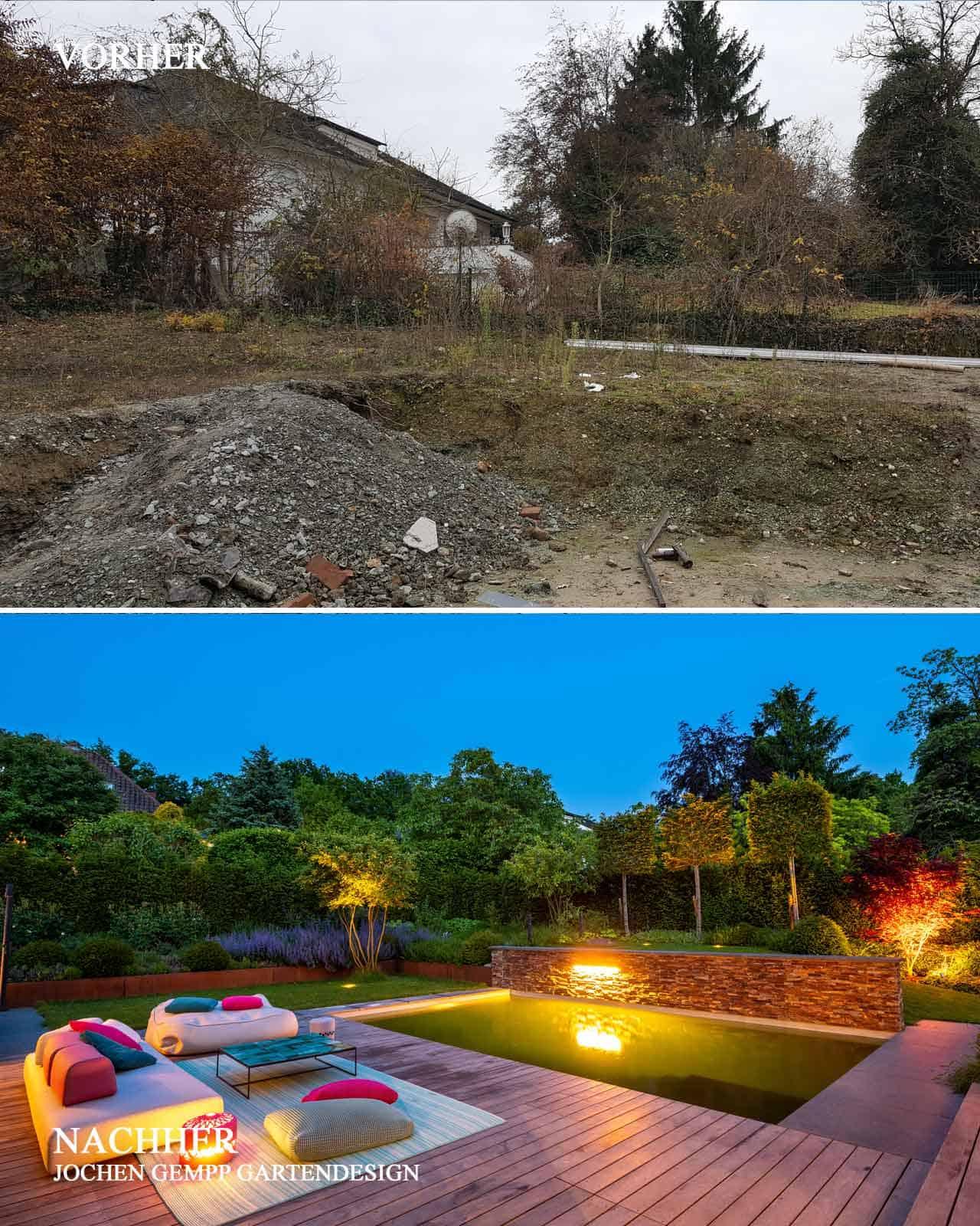 Gartendesign Gartengestaltung Landschaftsarchitektur Frankfurt
