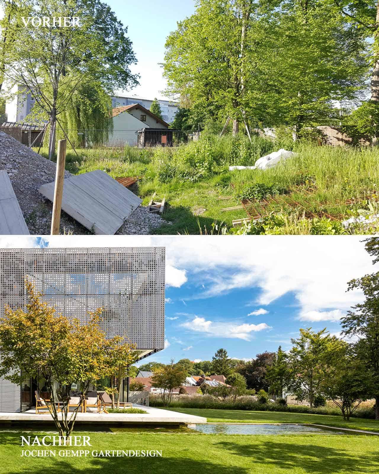 Gartendesign Gartengestaltung Landschaftsarchitektur Nordrhein Westfalen