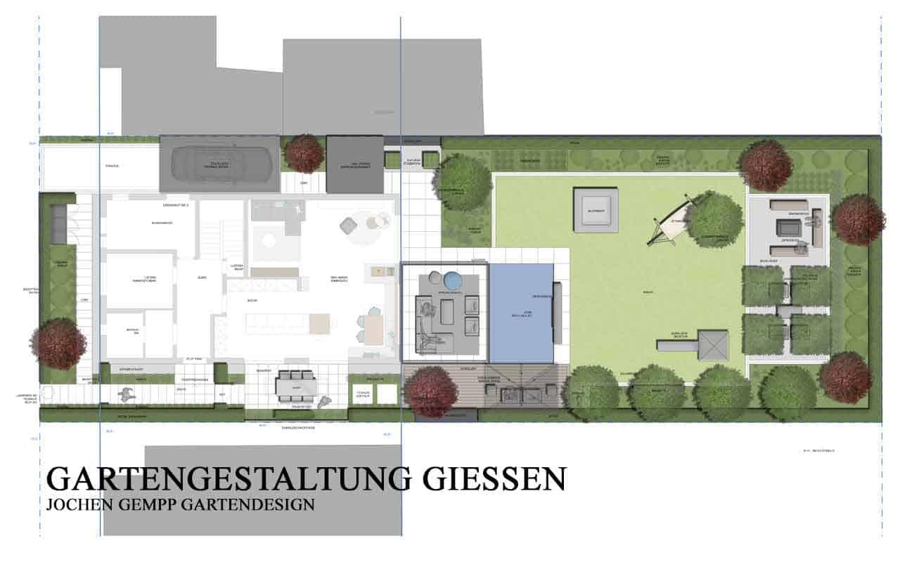Gartenplanung Gartengestaltung Gießen