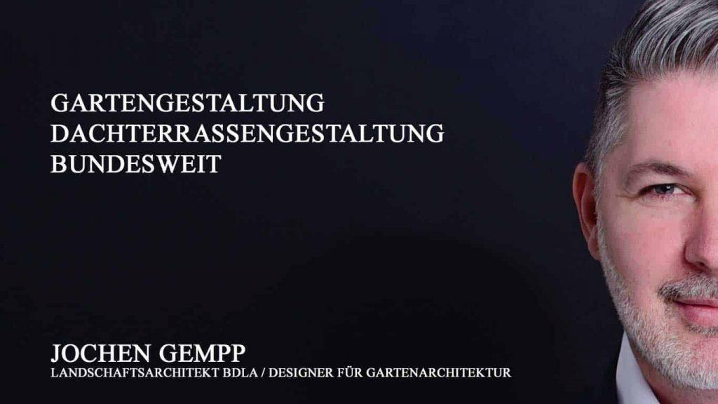 Gartenarchitekt Landschaftsarchitekt Hamburg
