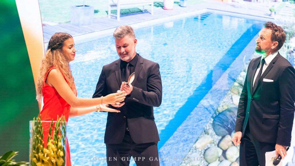 Garten Award Auszeichnungen