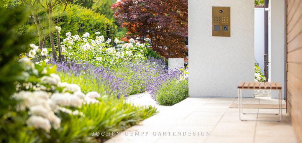 Vorgartengestaltung Gartentipp