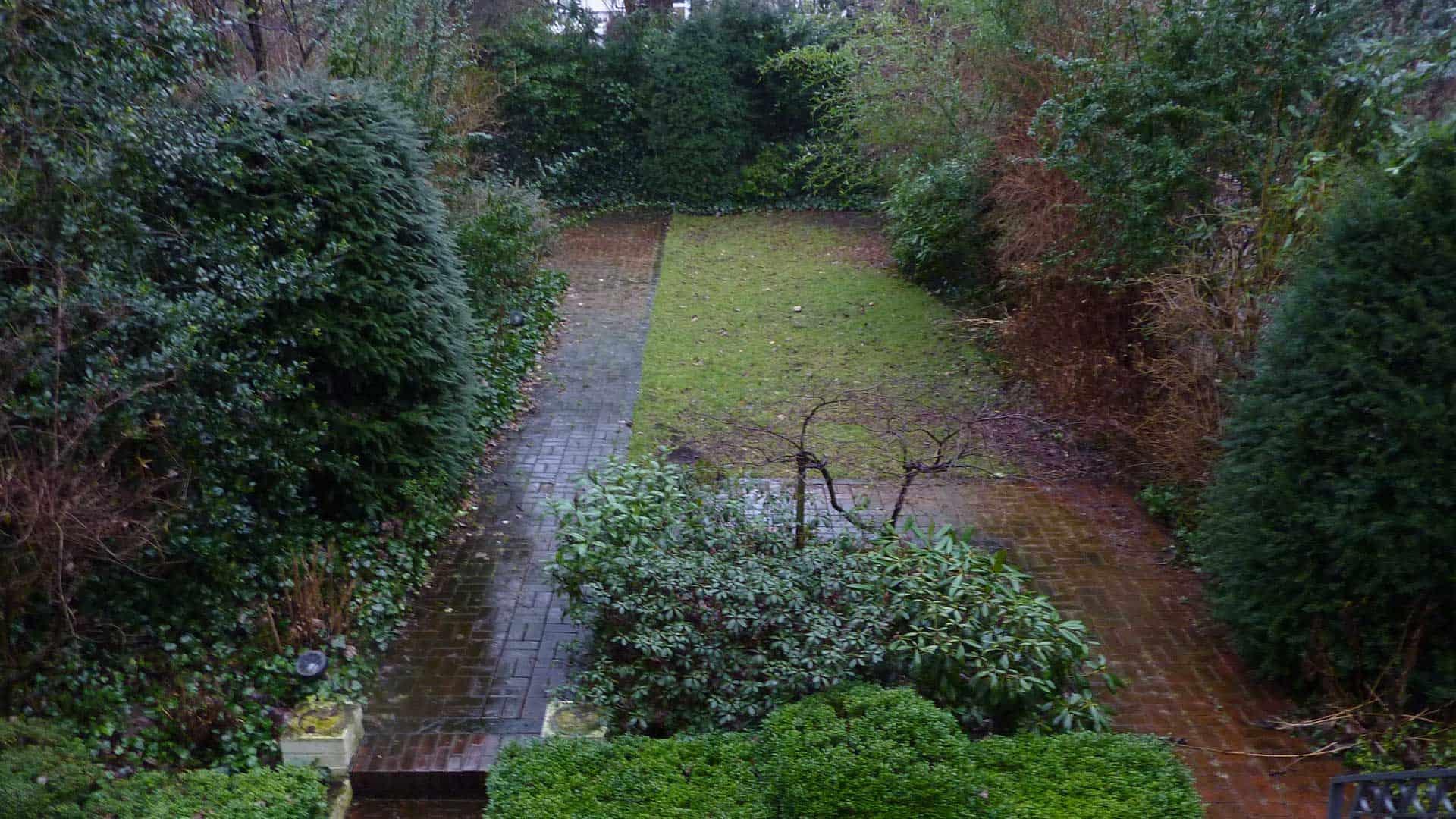 Gartengestaltung Bilder Vorher
