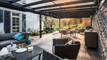 Terrassenüberdachungen Gestaltungselemente Garten